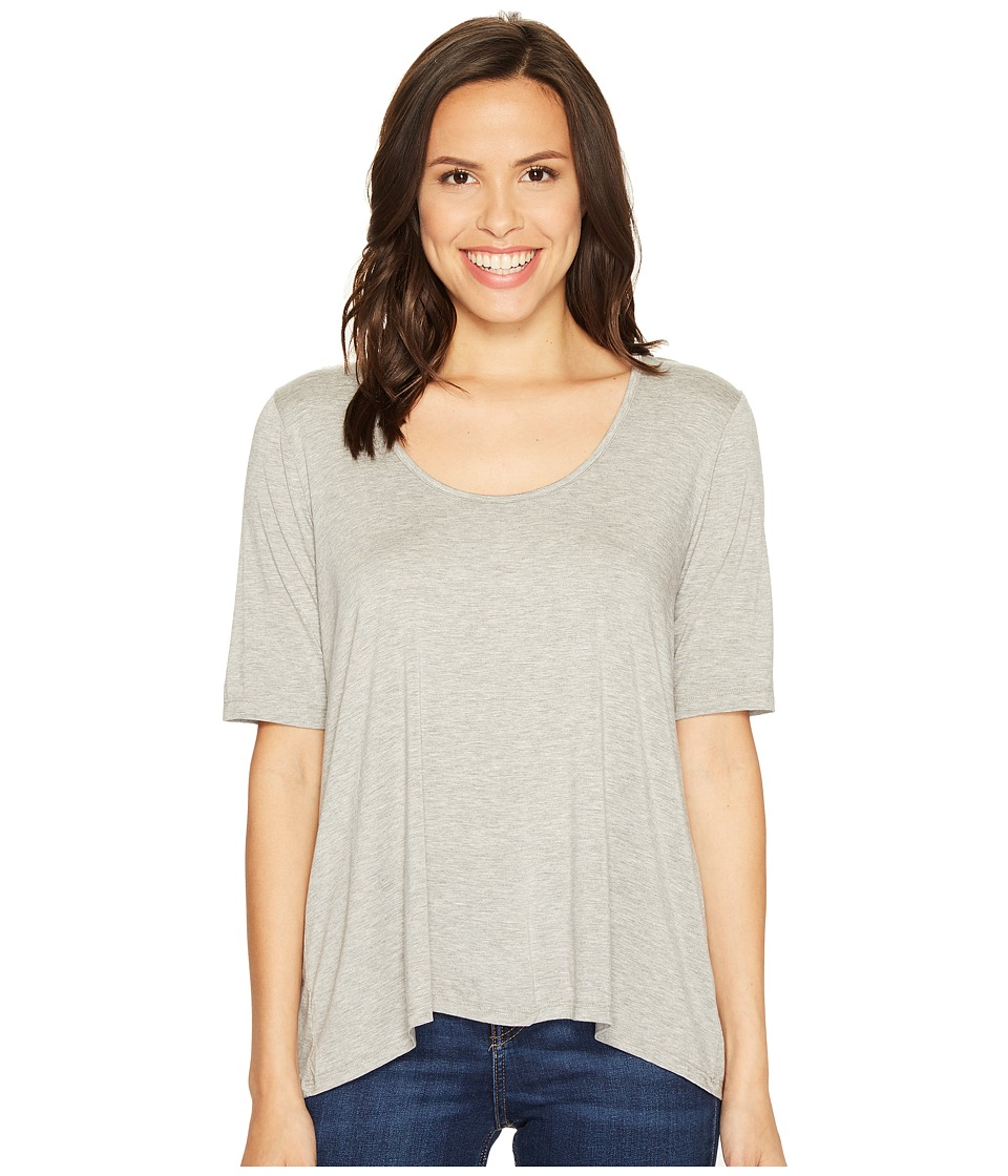 Three Dots - 1/2 Sleeve Relaxed High