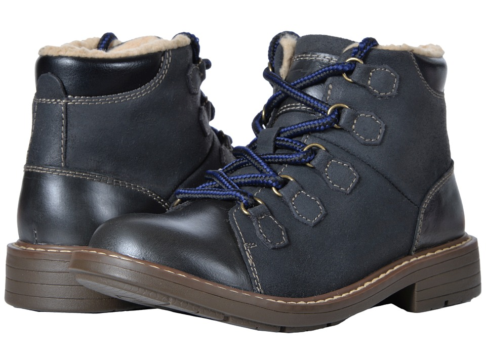 Florsheim Kids Studio Alpine Boot, Jr. (Toddler/Little Kid/Big Kid) (Stone) Boys Shoes