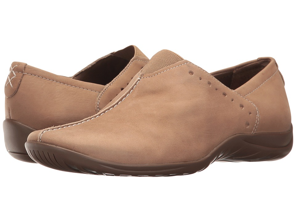Walking Cradles Adria (Light Taupe Roughout) Women