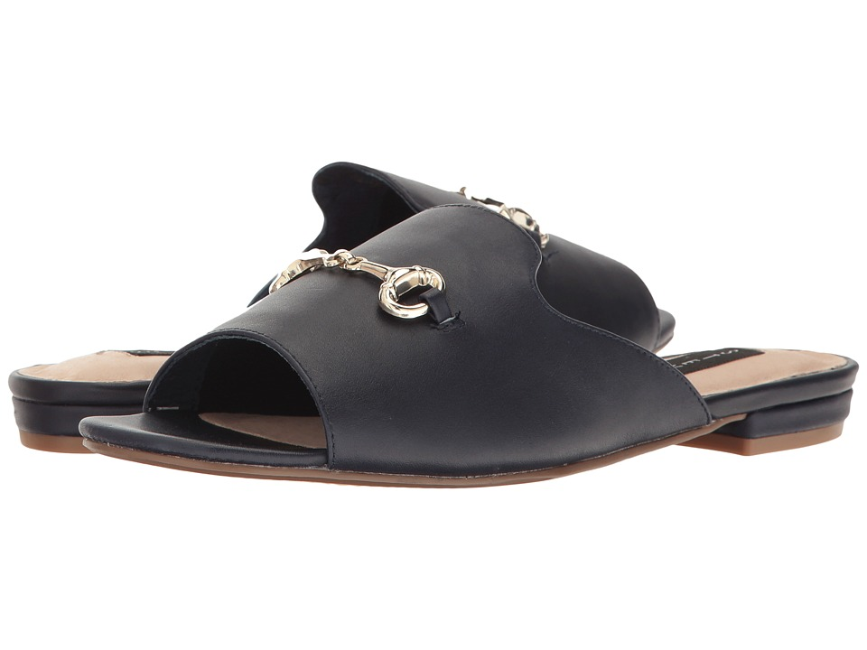 Steven Fela (Navy Leather) Women