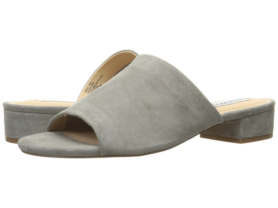 Steve Madden Briele (Grey Suede) Women