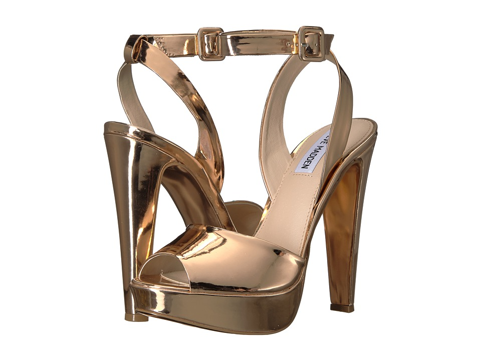Steve Madden Amber (Rose Gold) Women