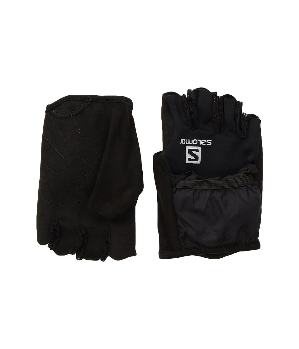 Salomon Fast Wing Gloves (Black) Gore-Tex Gloves