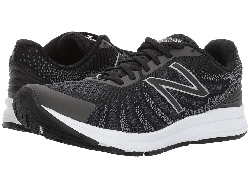 New Balance Rush V3 (Black/Thunder/White) Women's Running Shoes