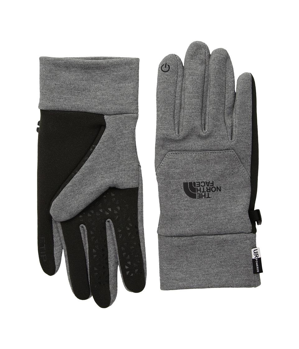The North Face Etip Glove (TNF Medium Grey Heather (Std)) Extreme Cold Weather Gloves