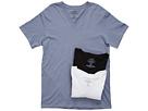 Calvin Klein Underwear - Cotton Classic S/S V-Neck 3-Pack M4065