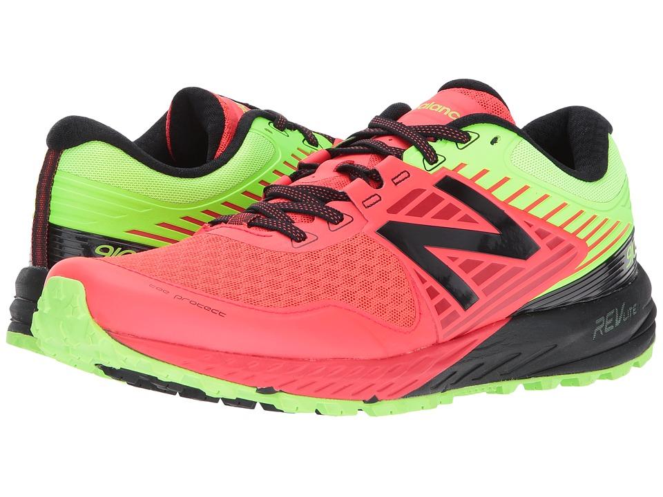 New Balance 910 V4 (Energy Red/Energy Lime) Men