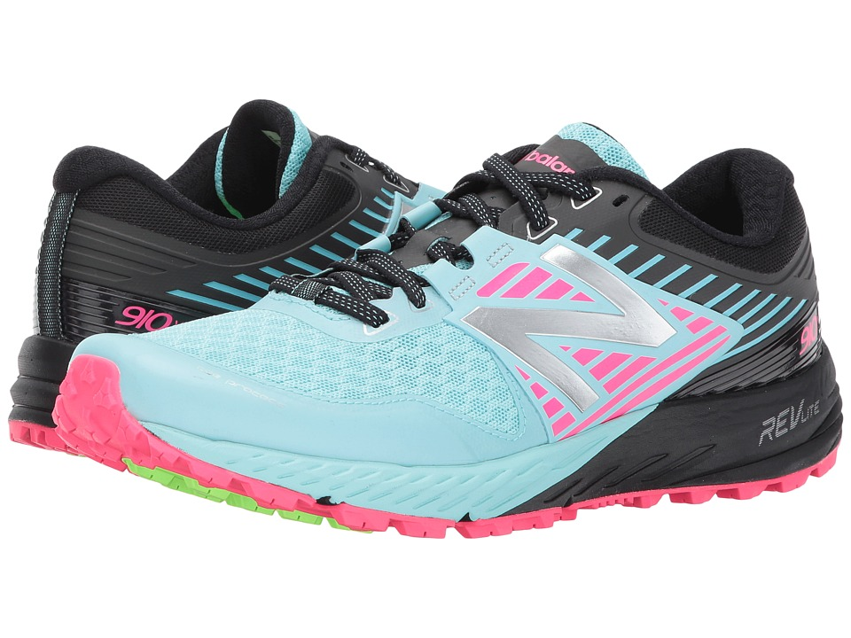 New Balance 910v4 (Sea Spray/Alpha Pink) Women