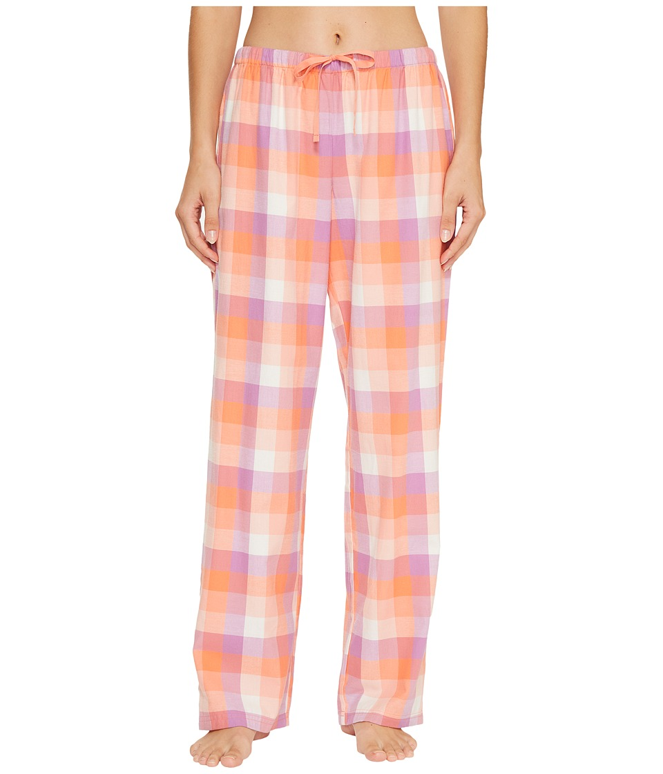 Life is Good - Classic Sleep Pants (Fresh Coral) Womens Pajama