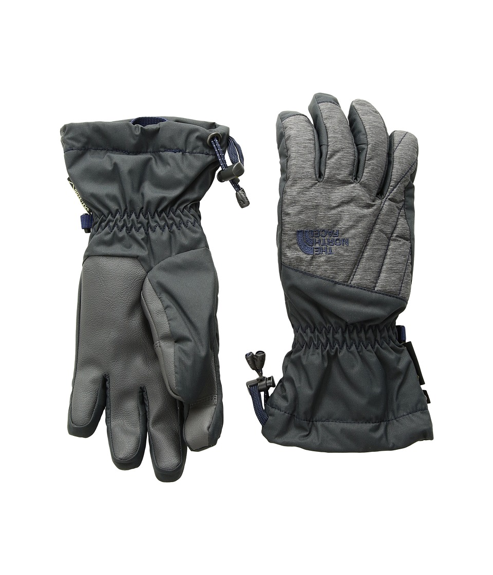 The North Face Kids Montana Gore-Tex(r) Gloves (Graphite Grey/Cosmic Blue) Extreme Cold Weather Gloves