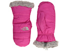 The North Face Kids Reversible Mossbud Swirl Mitt (Big Kids)