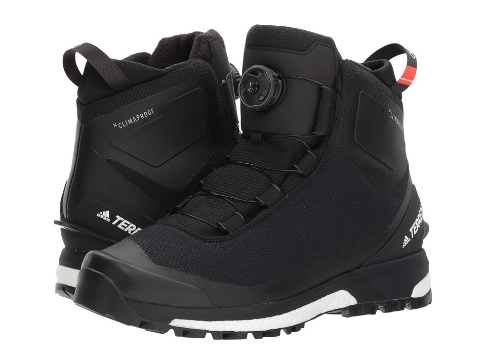 Adidas Outdoor - Terrex Conrax Boa (Black/White/Energy) M...