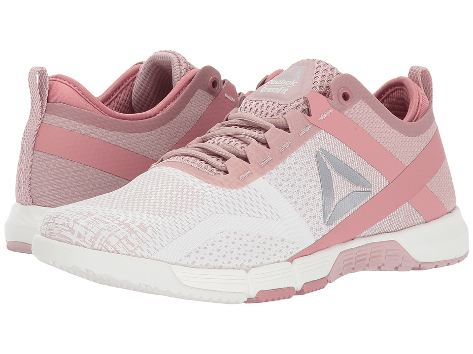 Reebok CrossFit(r) Grace TR (Shell Pink/Chalk/Sandy Rose/Silver Metallic) Women