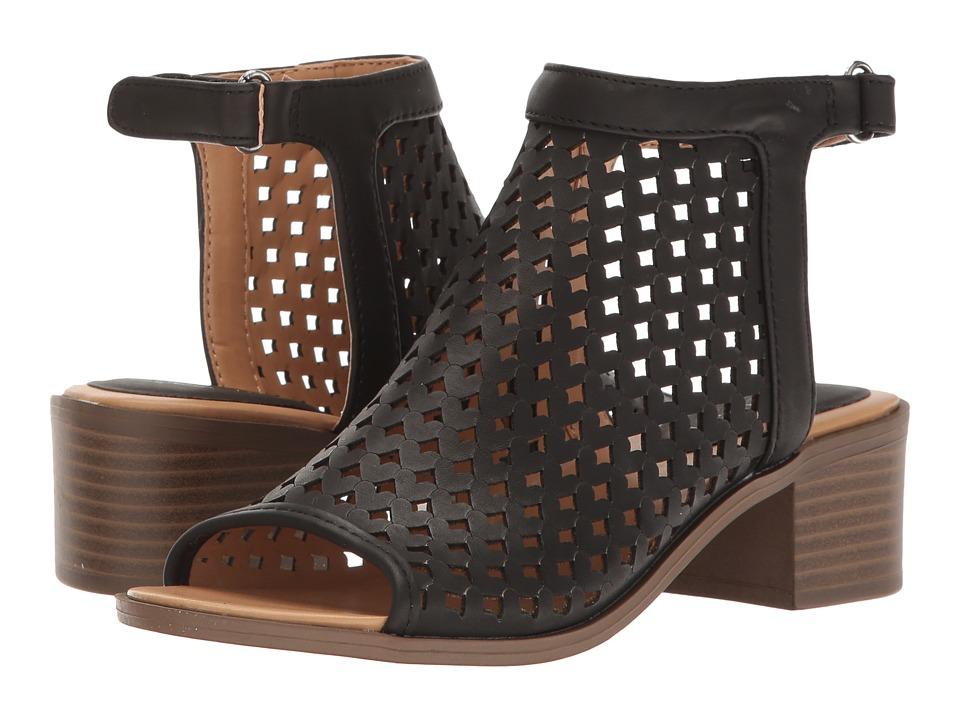 Nine West Kids Kariana (Little Kid/Big Kid) (Black) Girl's Shoes