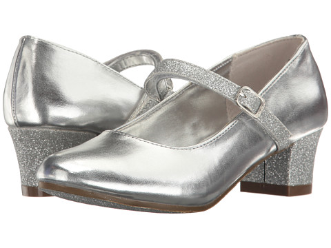 Nine West Kids Patrece (Little Kid/Big Kid) - Silver Metallic