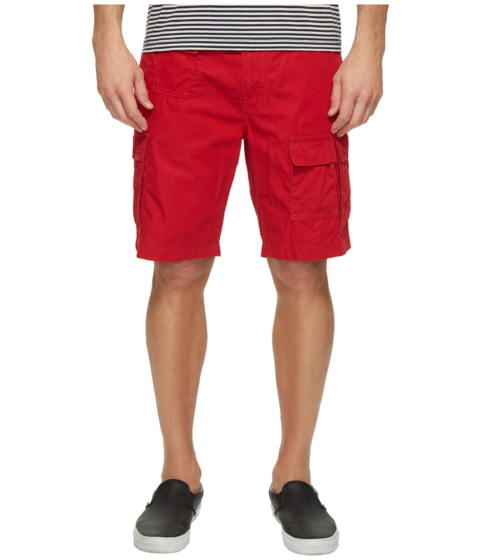 Nautica Navagator Cargo Shorts (Nautica Red) Men