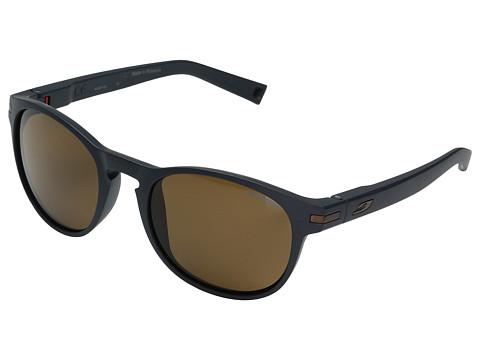 Julbo Eyewear Valparaiso Sunglasses - Matte Dark Blue With Polarized 3 Lens
