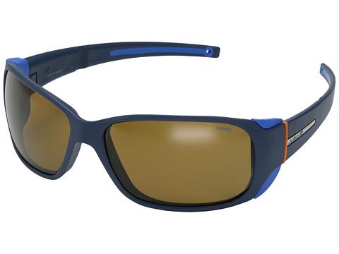 Julbo Eyewear Montebianco Sunglasses - Blue With Camel Lens