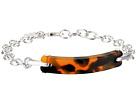 LAUREN Ralph Lauren 7 1/2 Tortoise I.D. Bracelet