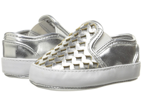 Nine West Kids Decrib (Infant/Toddler) - Silver