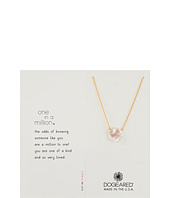 - One in A Million Necklace  Gold