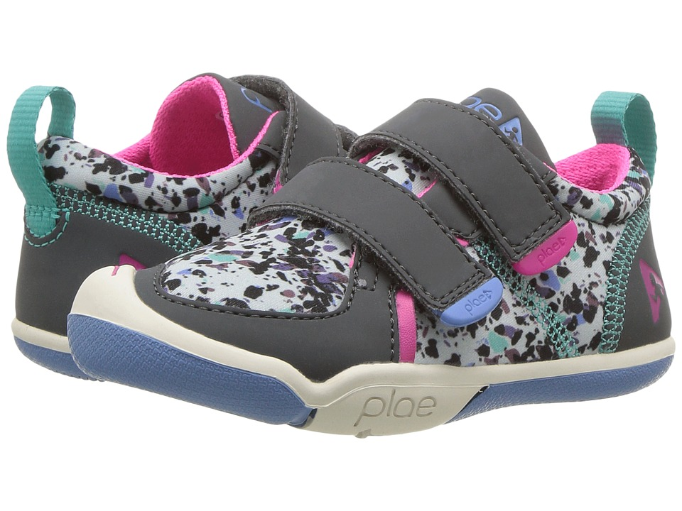 PLAE - Ty (Toddler/Little Kid) (Star Dust Blue) Girls Shoes