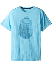 Lucky Brand Kids - Gentleman Bear Tee w/ Short Sleeves (Big Kids)