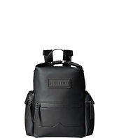 Hunter - Original Mini Top Clip Backpack Rubberised Leather