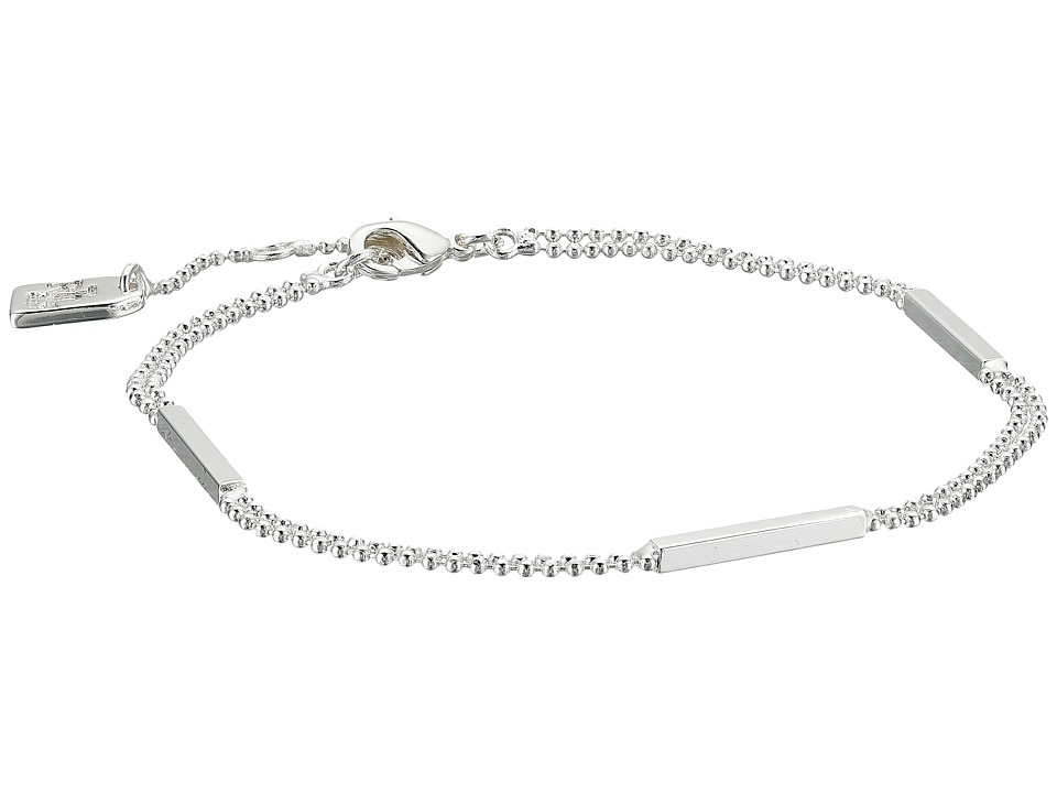 Ralph Lauren Beadshot and Tube Double Strand Bracelet (Si...
