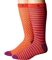 Scotch & Soda - Colorful Pattern Socks 2-Pack