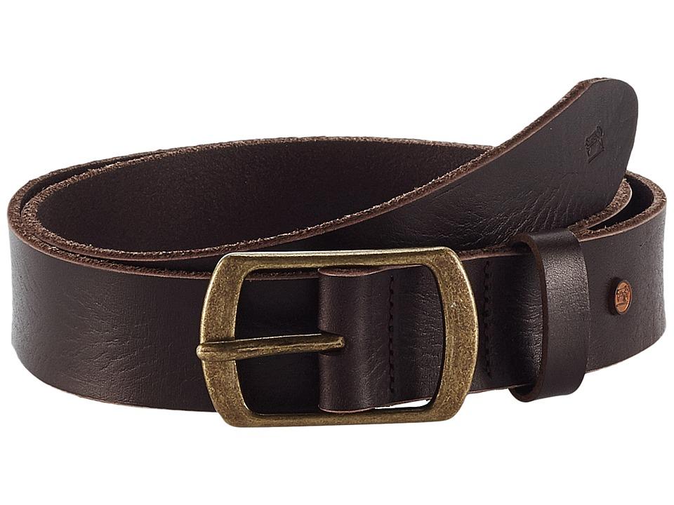 Scotch & Soda Leather Belt (Brown) Men
