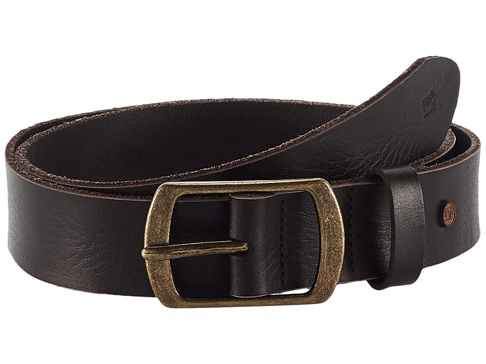 Scotch & Soda Leather Belt (Black) Men