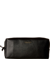 Scotch & Soda - Leather Toiletry Bag