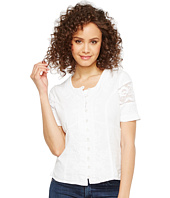 Scully - Cantina Damara Short Sleeve Top