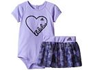 adidas Kids - Love Adidas Bodyshirt Set (Infant)