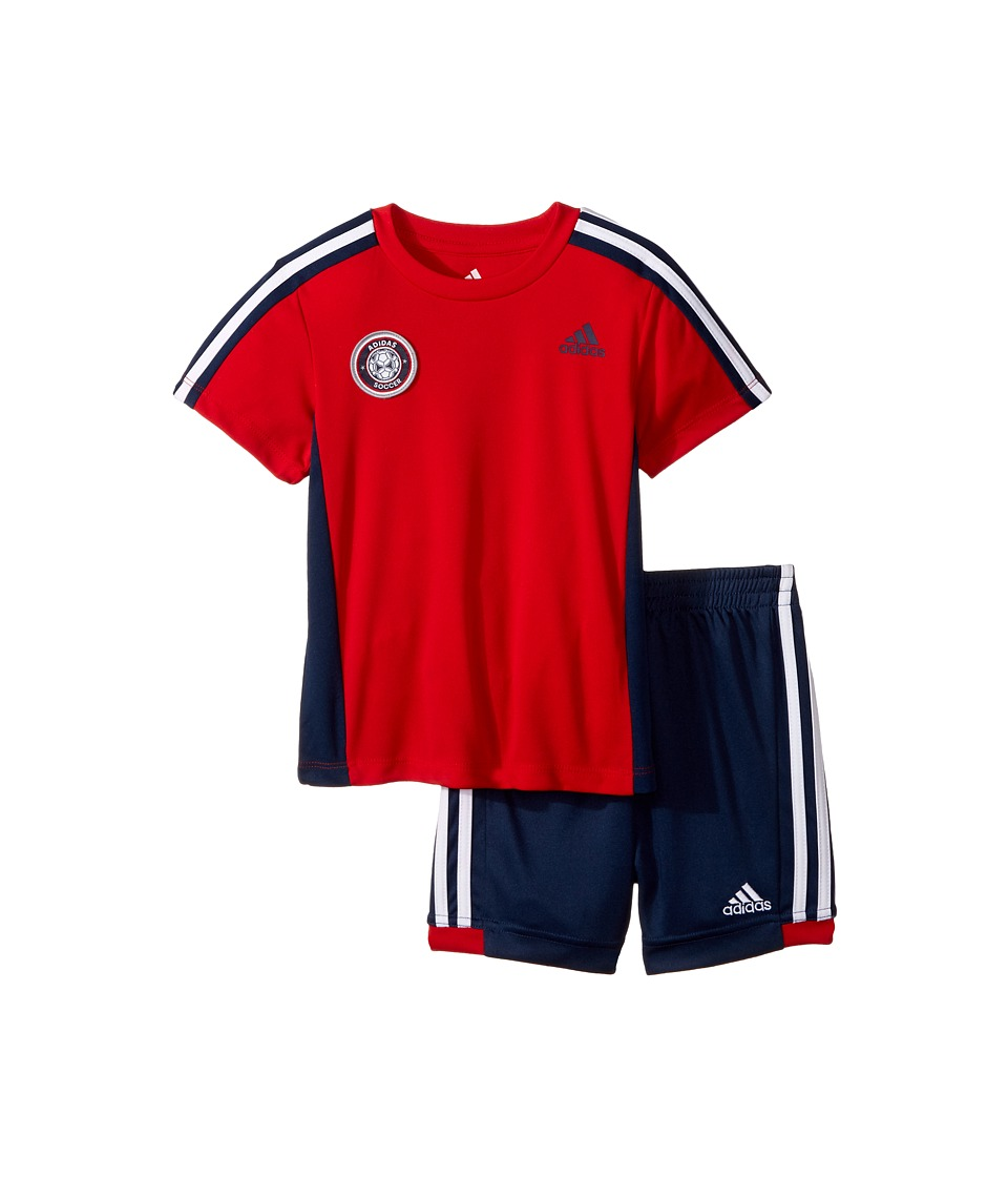 adidas Kids - Hat Trick Shorts Set
