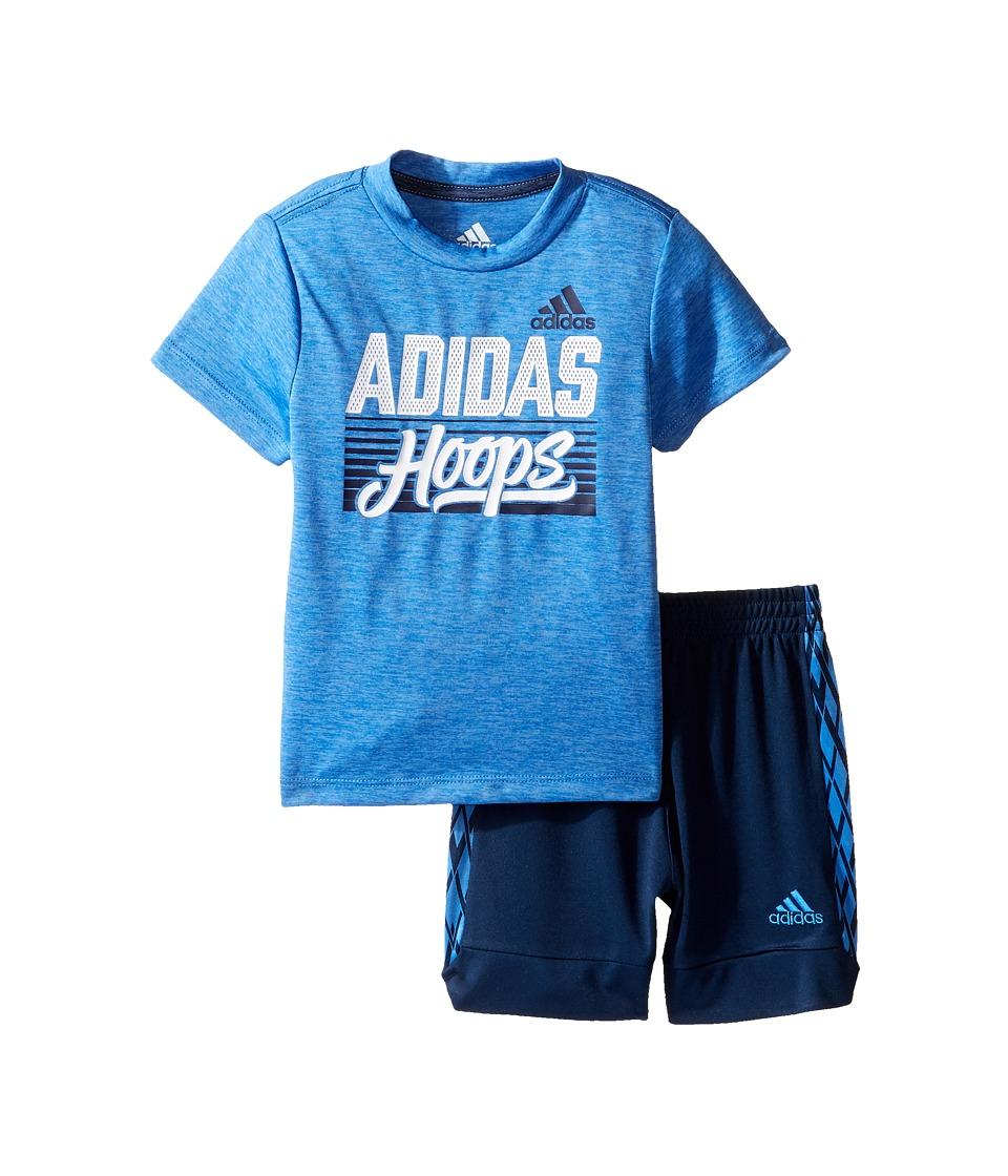 adidas Kids - Full Court Shorts Set