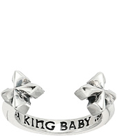 King Baby Studio - Open Ring w/ MB Crosses