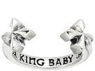 King Baby Studio - Open Ring w/ MB Crosses