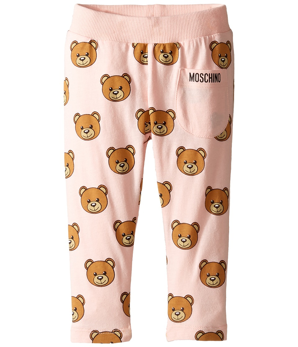 Moschino Kids Moschino Kids - All Over Teddy Bear Print Pants