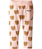 Moschino Kids - All Over Teddy Bear Print Pants (Infant/Toddler)