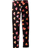 Moschino Kids - All Over Heart Print Leggings (Little Kids/Big Kids)