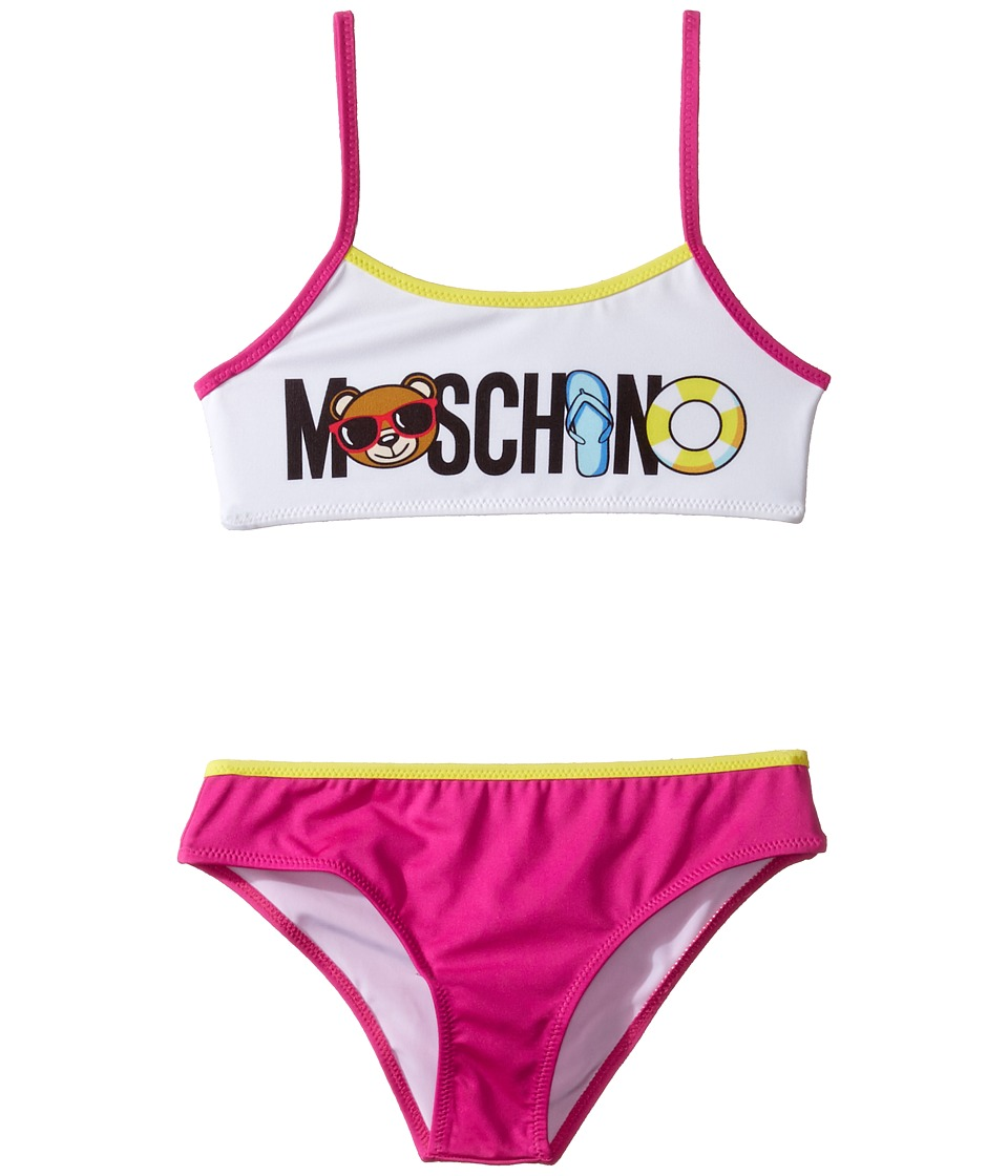 Moschino Kids - Beach Logo Bikini