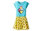 Moschino Kids - Heart Graphic T-Shirt & Skirt Set (Big Kids)