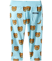 Moschino Kids - All Over Teddy Bear Print Pants (Infant)