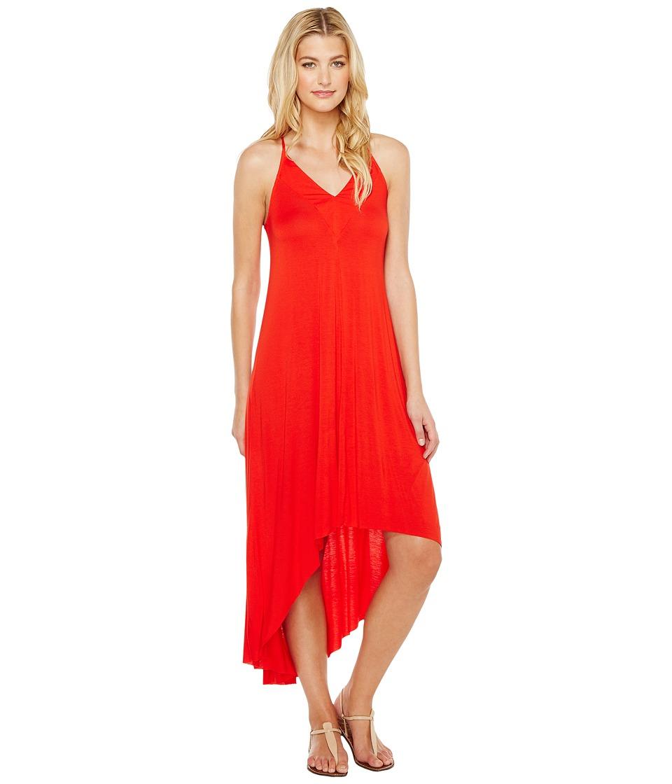 Splendid V-Neck Dress (Fiesta) Women