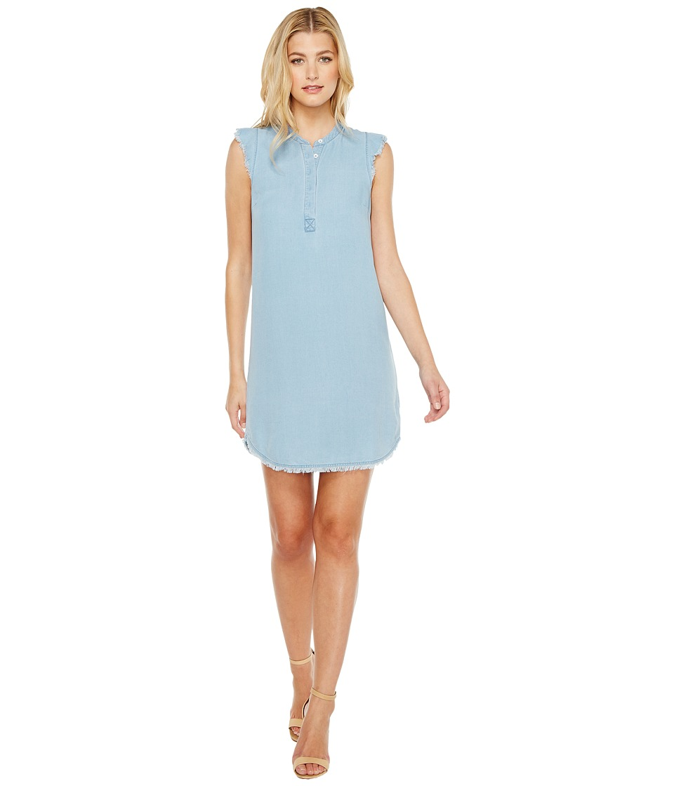 Splendid Henley Dress (Light Wash) Women