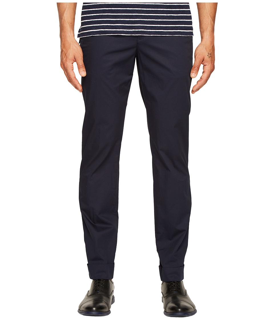 ATM Anthony Thomas Melillo - Cotton Poplin Classic Cuffed Pants