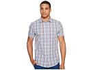 Short Sleeve Classic Check Dobby Shirt