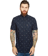 Ben Sherman - Short Sleeve Soho Print Shirt
